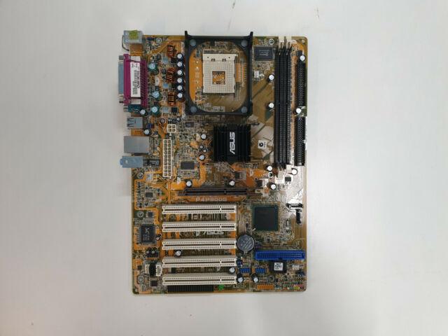 Genuine ASUS P4P800S ATX Intel PGA 478 Socket Pentium 4 Desktop Motherboard SATA