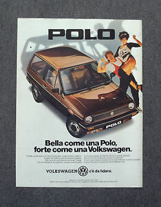 G049-Advertising-Pubblicita-1984-POLO-VOLKSWAGEN-C-039-E-039-DA-FIDARSI