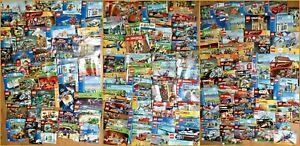 Bulk-Lot-25-Pounds-Lego-Instruction-Manuals-165-Booklets-No-Bricks