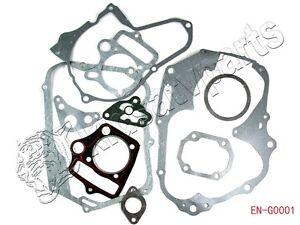 Details about Complete Engine Gasket Cylinder Go Kart 110cc Dirt Bike  Chinese ATV Quad 10Pcs
