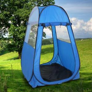 Details about Outdoor Portable Single Instant Pop up Tent Sports Pod Watching Fishing Tent UK