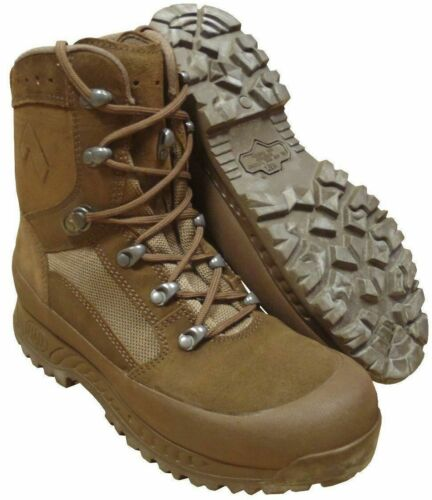 NEW IN BOX C47 HAIX BOOTS Brown Combat DESERT SUEDE Boots Various Sizes