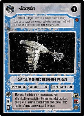 Rystall Near Mint//Mint SPECIAL EDITION star wars ccg swccg