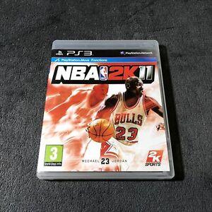 PS3-NBA-2K11-FRA-CD-etat-neuf-G