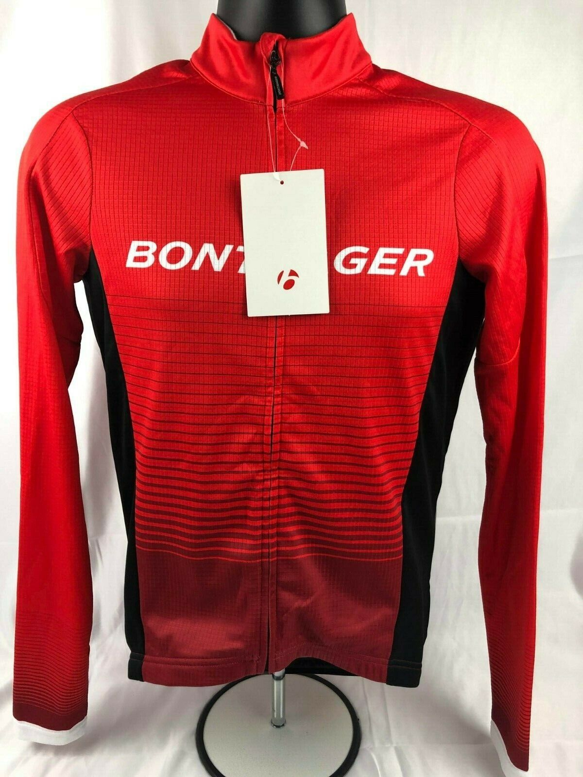 Bontrager Specter  Thermal Long Sleeve Jersey Road Jersey SIZE Medium Red  sale online discount