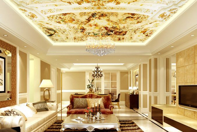 3D Magnificent 99 Ceiling WallPaper Murals Wall Print Decal Deco AJ WALLPAPER GB