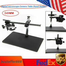 Microscope Camera Adjustable Boom Large Stereo Arm Table Stand Holder 10 265mm