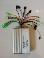 Electric Bike Controller Brushless For 48v To 60v 500w Motor 9 Mosfet Dc40-70v