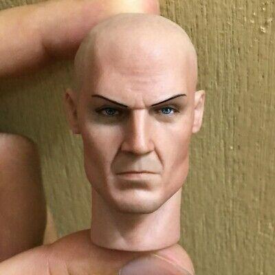"""1//6th Scale DREAMER Hitman Killer 47 Head Sculpt For 12/"""" Male Action Figure"""