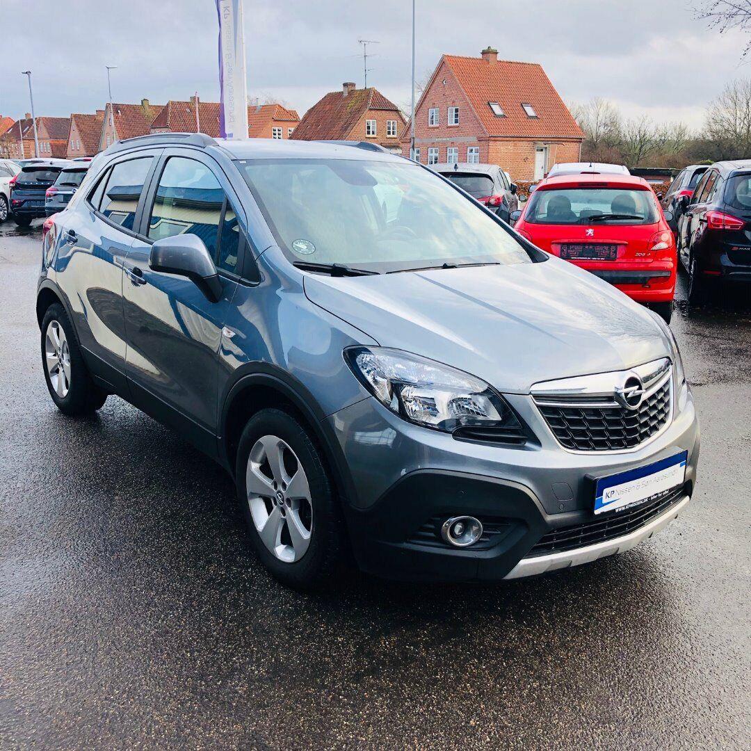 Opel Mokka 1,7 CDTi 130 Enjoy eco 5d