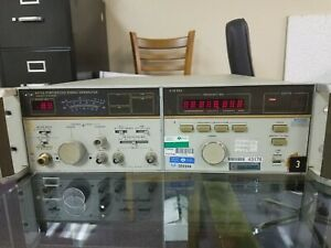 HP-Agilent-8672A-2-to-18-GHz-Synthesized-Signal-Generator-Parts-Repair