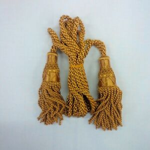 GOLD-Silk-Cords