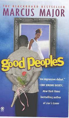 Good, Good Peoples, Major, Marcus, Book