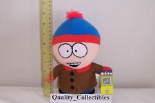"NEW 2008 SOUTH PARK ~ STAN 8.5"" INCH PLUSH DOLL"