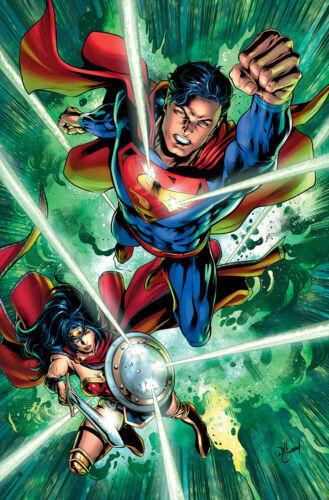 JUSTICE LEAGUE #17 Will Conrad Variant DC Comics 2019 NM 02/06/19