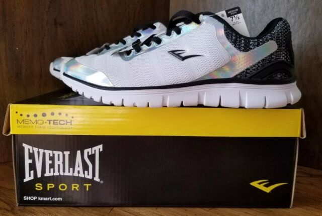 White Sneakers Athletic Running Shoes