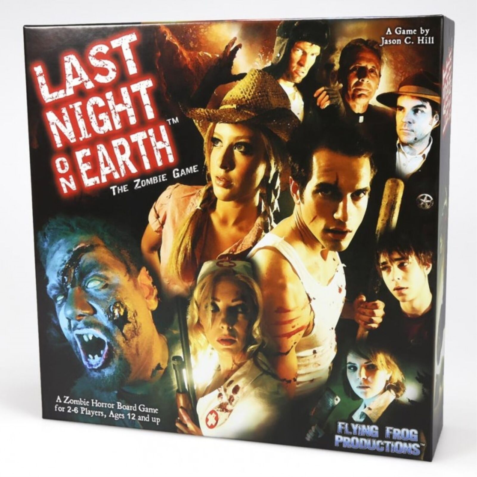 Last Night on Earth, The Zombie Juego