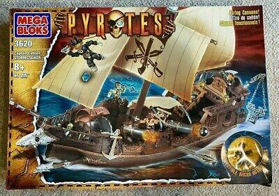 Mega Bloks Captain Cutlass' Storm Stalker 3620 Rare | eBay