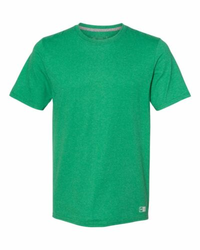 Sports T-Shirt Men/'s Essential Blend Performance Tee S-3XL Russell Athletic