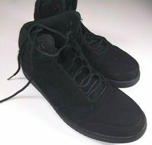 Nike Air Jordan 1 Flight 5 black size 9