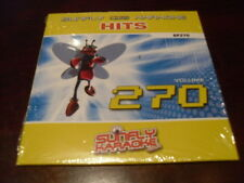SUNFLY HITS KARAOKE  DISC SF270 VOLUME 270 CD+G SEALED 16 TRACKS