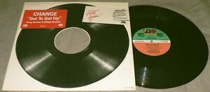 "CHANGE Got To Get Up 1983 Atlantic/RFC DMD 665 PROMO 12"" Vinyl Disco Soul Funk"