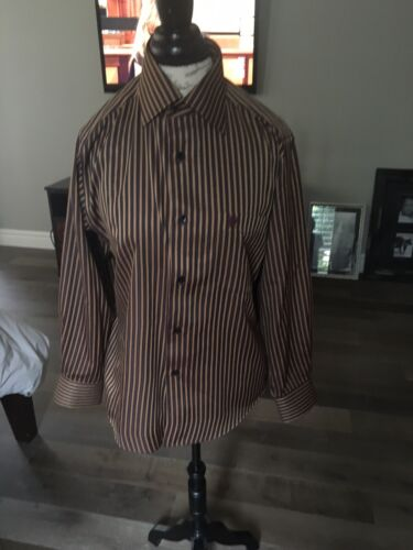 Vintage Versace Dress Shirts Lot Of 3