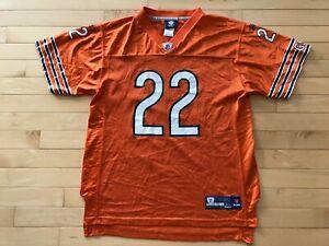 Details about Matt Forte Chicago Bears #22 Orange Reebok NFL Football Jersey Youth Boys Sz XL