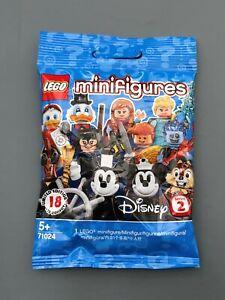 LEGO 71024 DISNEY minifig serie 2 Mickey Mouse Vintage N 1 NUOVO MINI PERSONAGGIO