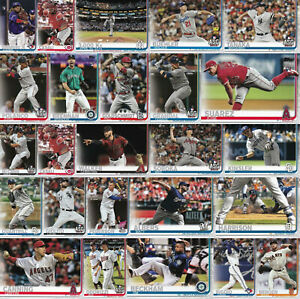 2019-Topps-Update-Baseball-Cards-Complete-Your-Set-You-U-Pick-List-US1-US150