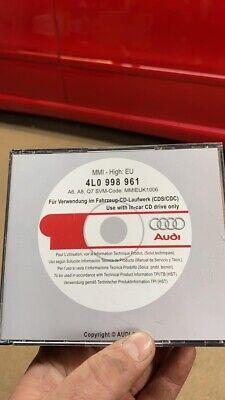 Audi Update Software Cd V 5570 Mmi 2g High Download