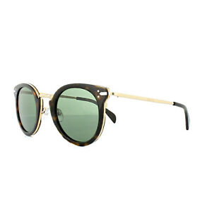4fb0fe8ee988 Image is loading Celine-Sunglasses-41373-S-Lea-ANT-85-Havana-