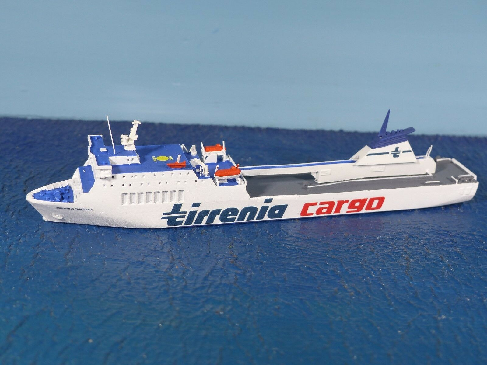 Mare Nostrum navire 1 1250 comité exécutif. De Ferry  Benjamino Carnevale  MN 15 B neuf dans sa boîte