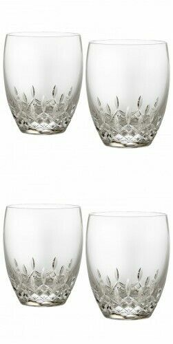Waterford Lismore Essence Double Old Fashioned paire 2 paires verres 4  151741