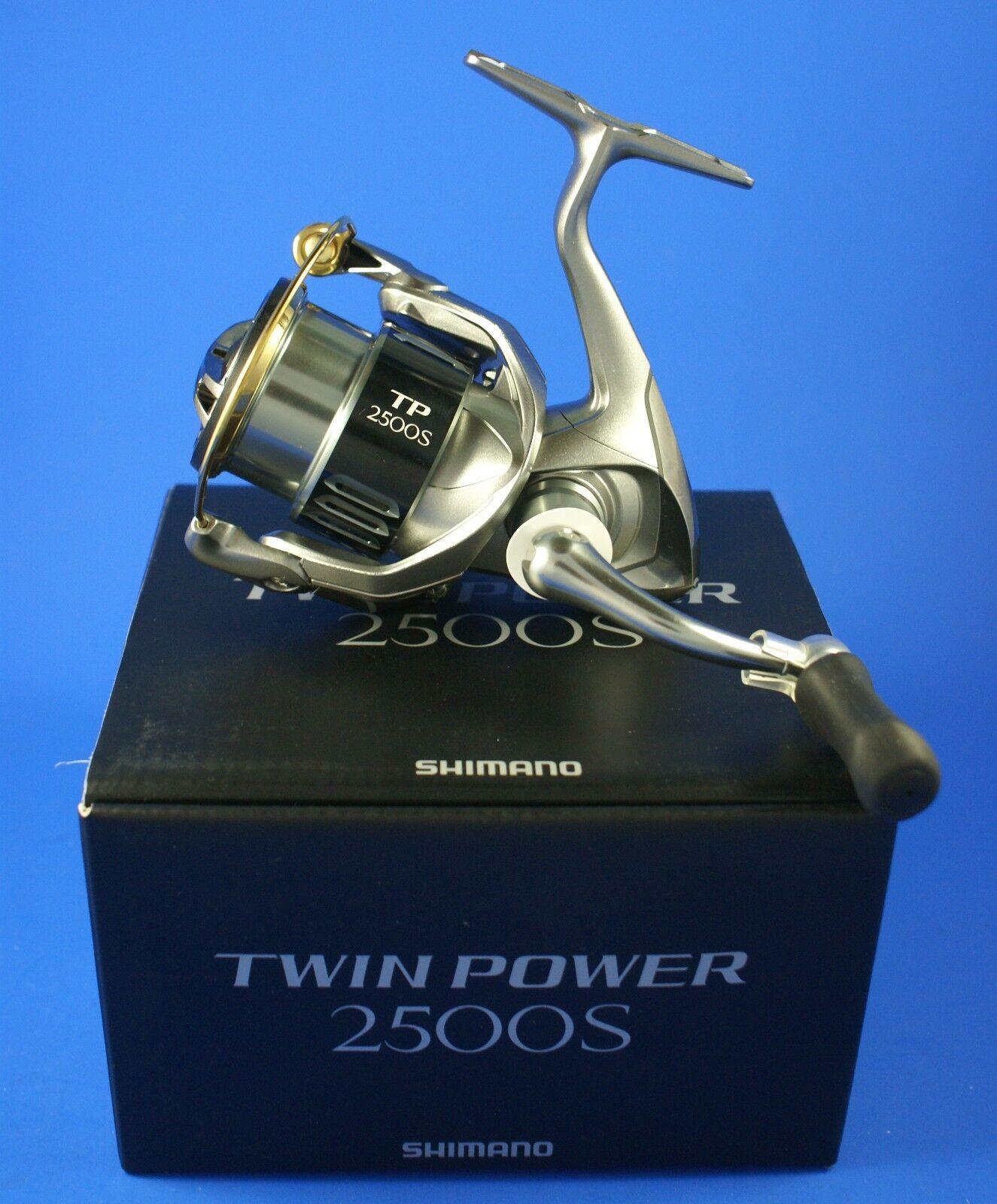 Shiuomoo TWIN energia 2500 S  TP2500S  mulinello da pesca trascinauominito davantiale