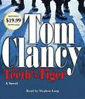The Teeth of the Tiger by Tom Clancy (CD-Audio, 2016)
