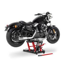 1500 Lbs Motorcycle Stand Quad Lift Jack ATV Dirt Bike Hoist Scooter Crank