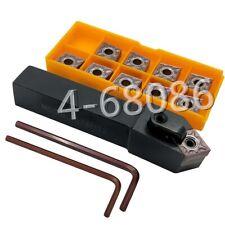Lathe Turning Tool Holder 16100mm Mcsnl1616h12cnmg120408 Bp1125 Cnmg432 Insert