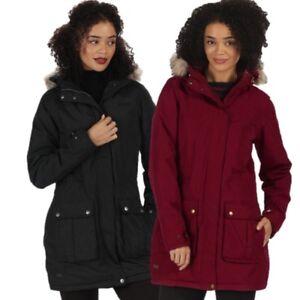 Regatta chaqueta para mujer Darby Aislado Impermeable Workwear