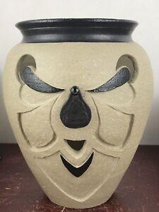 Chinese Vase Signed