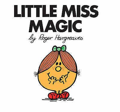 Little Miss Magic by Roger Hargreaves (Paperback, 1981)