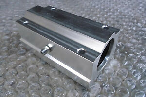 4 Pcs 12 mm Router Motion SC12LUU Bearing Solide Block Unit XYZ CNC SCL Series