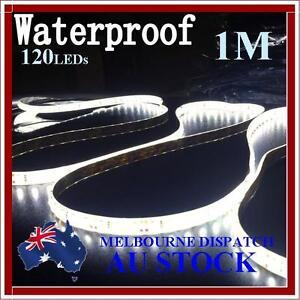 0-5-1-2-meter-3528-12V-DC-LED-strip-lights-Cool-white-SMD-120-LEDS-waterproof