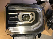Brand New OEM 2014-2017 GMC Sierra Denali SLT LED Headlights & LED Tail Lights