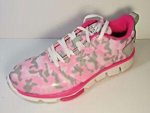 adidas Women's Performance  Speed trainer 2 Camo #B54350 Pink Sz. 8.5 Softball