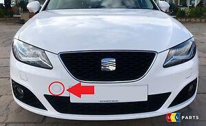 NUOVO-ORIG-SEAT-EXEO-09-14-gancio-traino-paraurti-anteriore-Eye-Cover-innescato-3R0807241-Gru