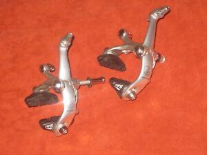 NEW-Vintage-Campagnolo-Mirage-Monoplaner-Brake-Calipers-Set-Eroica-Retro-NOS