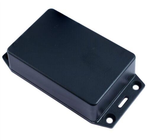 Hammond 1591xxmflbk NERO ABS enclosure COPERCHIO FLANGIATO 85 x 56 x 24mm