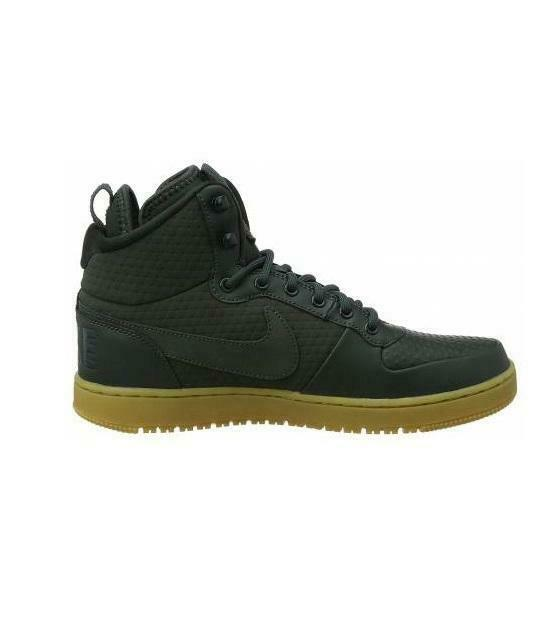 Mens NIKE COURT BOROUGH MID WINTER Trainers AA0547 300