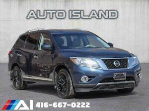 2013 Nissan Pathfinder SL **4WD**LEATHER**SUNROOF